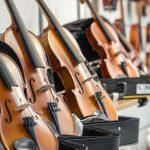Musikhaus Andre Violinen
